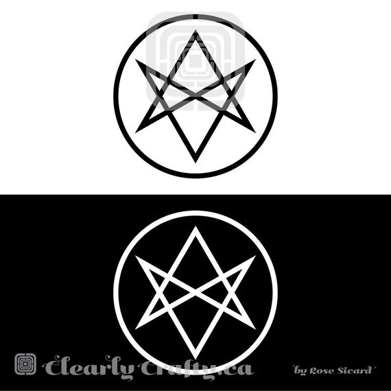 Aquarian Star Symbol Clipart Library