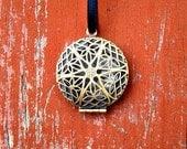 Essential Oil Pendant Necklace