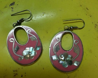 Alpaca Mexico Drop Earrings