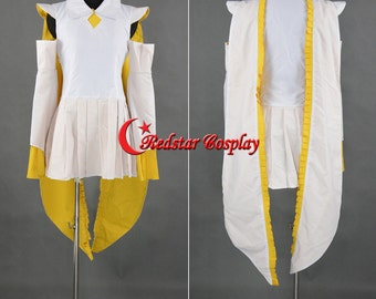Shugo Chara Hinamori Amu Amulet Dia Cosplay Costume - Custom-made in sizes