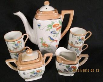 Lovely Japanese tea set.