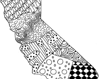 Popular Items For Zendoodle On Etsy