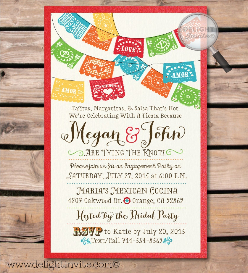 engagement party – OnePaperHeart – Stationary & Invitations