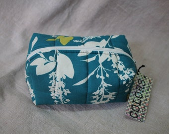 Zippered fabric bag/pouch
