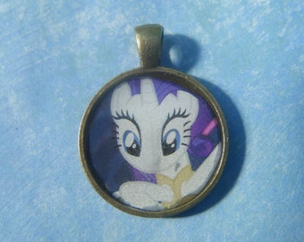 My Little Pony: Rarity Pendant
