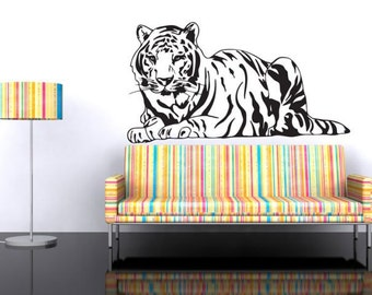 Animal Wall Decor Etsy - Vinyl wall decals animals