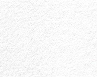 "Snow White Terry Cloth - 15 Yards x 56-58"" 10oz"