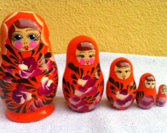 Nesting Dolls, Matryoshka #7