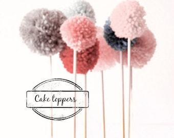 Cake Pom Collection - Cake Pom Set