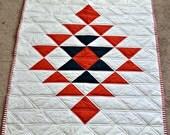 Modern Aztec Quilt-ON SALE