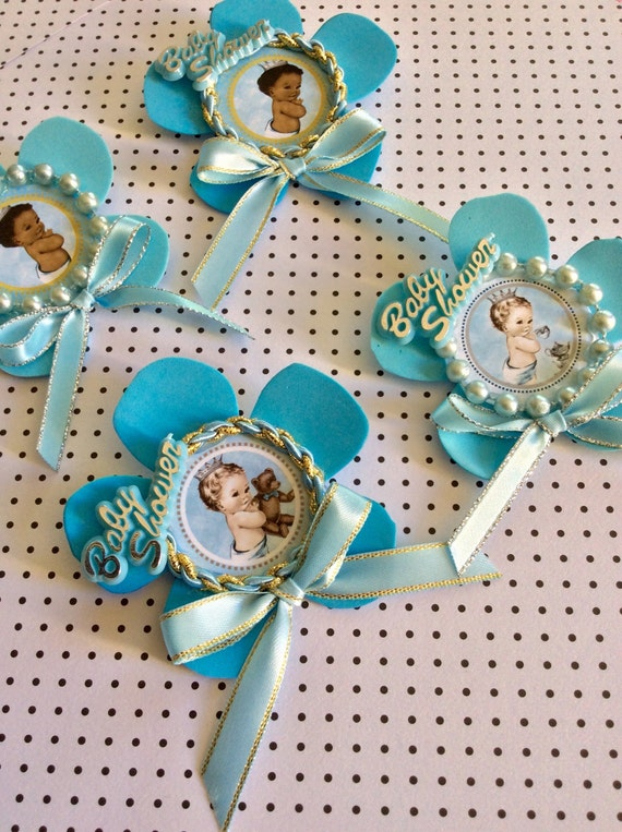 little prince baby shower pins little prince baby shower favors