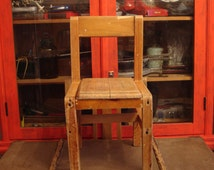 Popular Items For Vintage Child Chair On Etsy