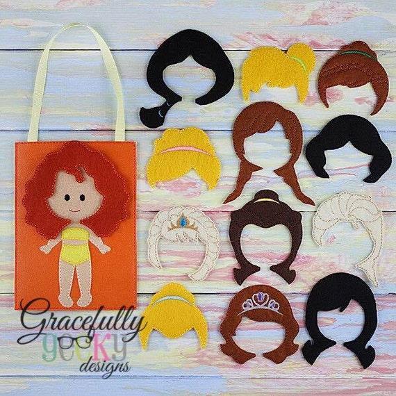 Sample Paper Dolls