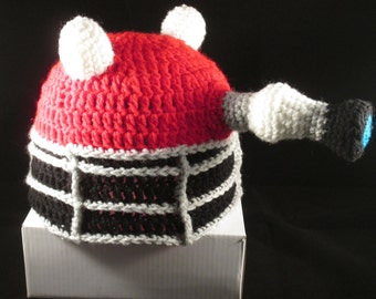 Dalek hat, prices vary, please see full listing for details