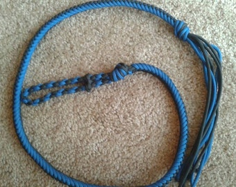 Over and Under Paracord Whips