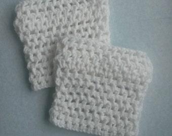 White Crochet Boot Cuff, white boot cuff, white boot sock, white boot topper, boot cuff, boot sock, boot topper, crochet boot sock