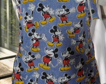 Apron child Mickey Mouse