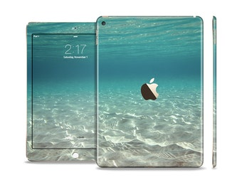 The Under The Sea Scenery Skin Set for the Apple iPad (All Models Available)