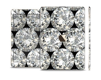 The Diamond Pattern Skin Set for the Apple iPad (All Models Available)