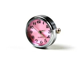 Jewelry Noosa Charms Chunks Watch Pink