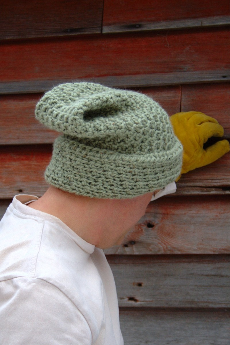 Crochet Pattern Mens Crochet Hat Pattern by ...