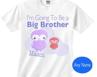 Big Brother Owl shirt