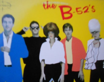 The B-52s - vinyl record