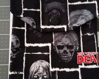 The Walking Dead Pouch