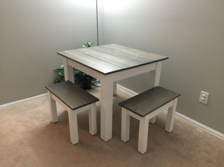 Table de cuisine avec banc photos de conception de for Banc de cuisine avec dossier