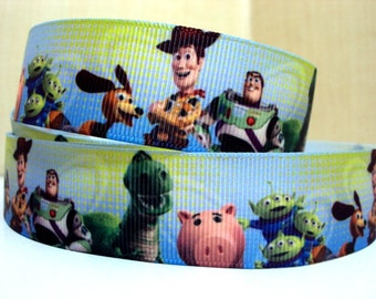 5 YDS Toy Story Ribbon