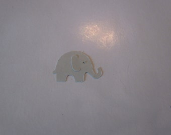 tiny elephant die cuts
