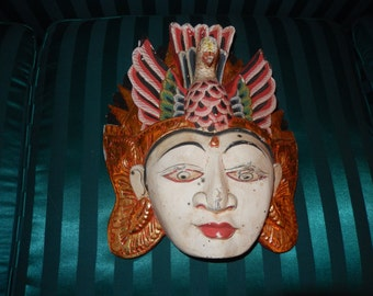 INDIA  MASK WALL Hanging