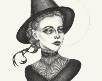 Witchcraft- Print 5x7