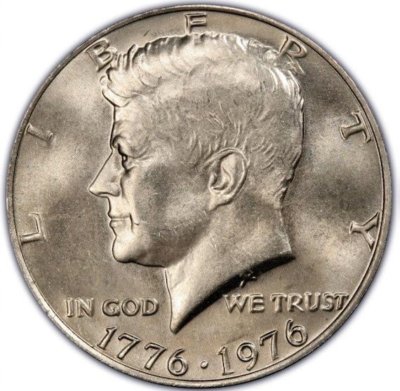 bicentennial kennedy half dollar coin value