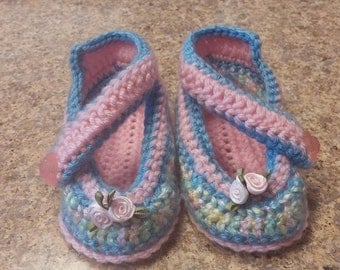 Lil Bow Peep Chic Lil Shoes for your Baby Girl