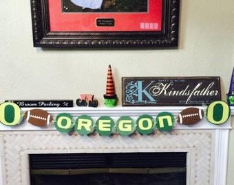 Oregon Ducks Football banner