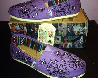 Haunted Mansion TOMS