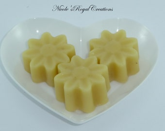 solid lotion bar, mini solid lotion, diper changing salve, calendula solid lotion, with essential oils, baby lotion,