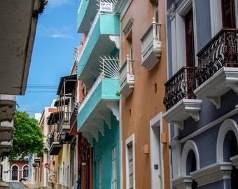 En mi Viejo San Juan, Puerto Rico