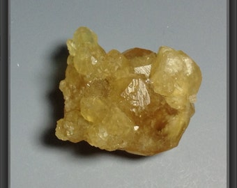 Natural Grossular Garnet- Hebei- China- 13.77g - 26x21x16mm