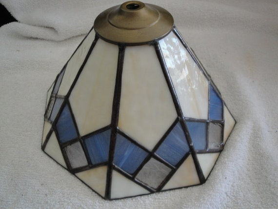 tiffany style stained glass lamp shade for table lamp small. Black Bedroom Furniture Sets. Home Design Ideas