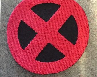 x-men logo custom