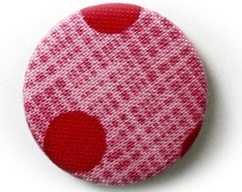 Dots Pinback button or magnet