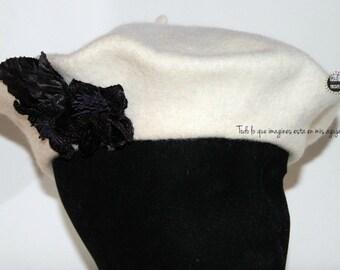 White beret