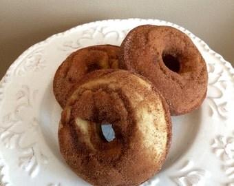 Home Made Six Cake Like Doughnuts