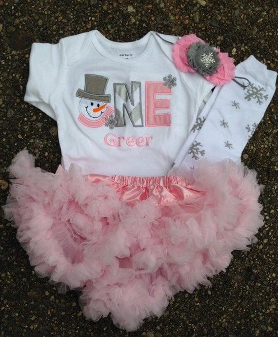 Items similar to Snowman winter ONEderland birthday outfit - winter wonderland birthday shirt ...