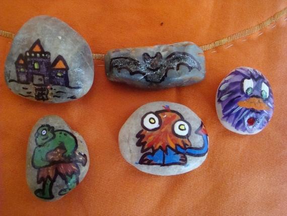 Monster Story Stones