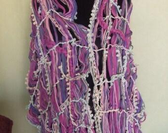 women shawl scarf