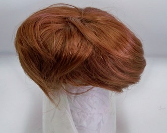 Imsco Doll Wig Collection 100% Human Hair  Auburn Size 12-13