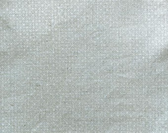 CANVAS Half Yard - Cotton + Steel Sparkle Metallic Linen Cotton